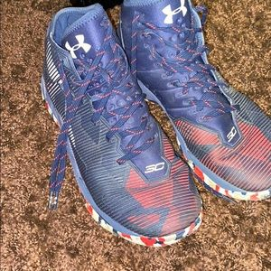 Steph curry shoes USA addition